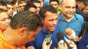 Capriles: Julio Montoya es el gran líder que San Francisco necesita para recorrer el camino del progreso.