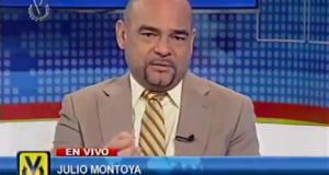 Entrevista en Venevisión al Diputado Julio Montoya