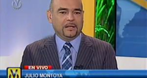 El diputado Julio Montoya habla sobre los apagones