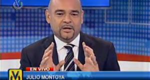 Entrevista Venevisión: Julio Montoya, diputado AN.
